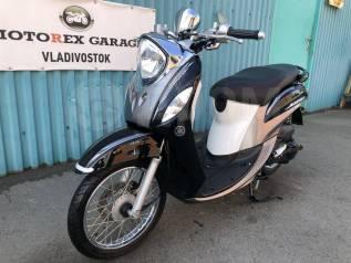Yamaha Fino 115, 2016