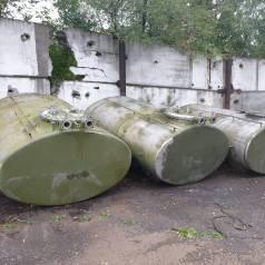 Цистерна 4500 литров из нержавейки