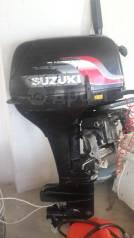 Мотор лодочный suzuki DT 15 2 тактный