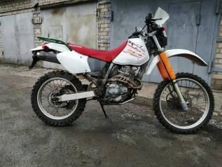 Honda XR 250, 2000