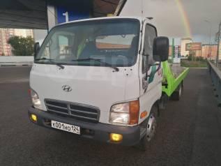 Hyundai HD72, 2004