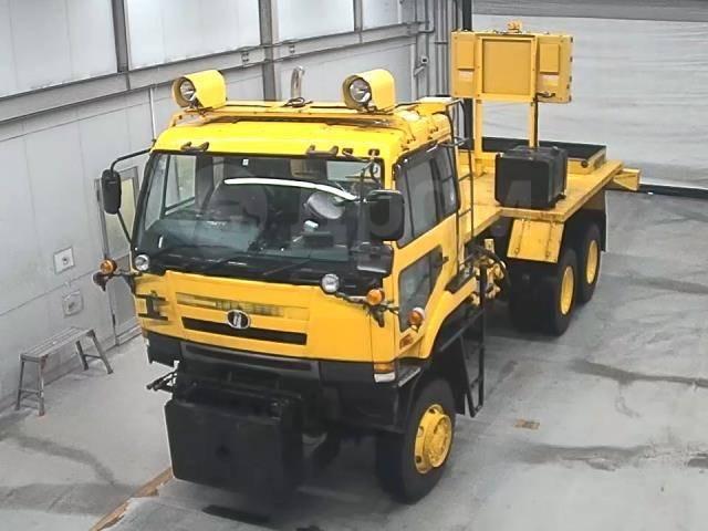 Nissan Diesel. UD 6х6, 21 200куб. см., 20 000кг., 6x6. Под заказ