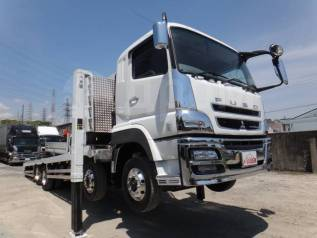 Mitsubishi Fuso Super Great, 2015