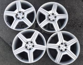 Литые диски Mercedes AMG R19 оригинал комплект