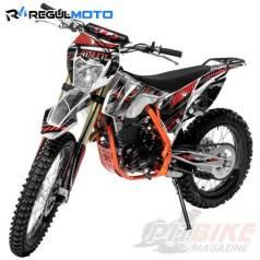 Мотоцикл REGULMOTO ATHLETE 250 21/18, 2020
