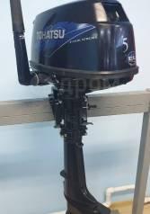 Лодочный мотор Tohatsu 5 (4 такта) Б/У