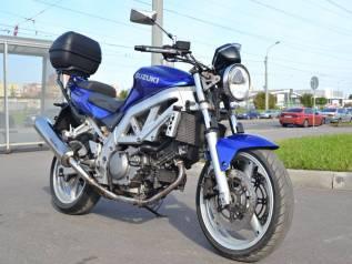 Suzuki SV 650, 2004