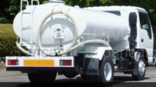 Водовоз. Водовозка. Доставка воды цистерной в Находке.