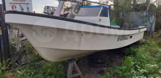 Продам рыболовную лодку