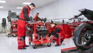 Диагностика, обслуживание и ремонт лодочных моторов Ямаха