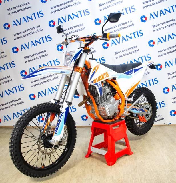 Avantis Enduro 250. 250куб. см., исправен, птс, без пробега