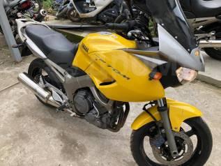 Yamaha TDM 900, 2002