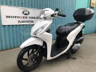 Honda Dio 110, 2017