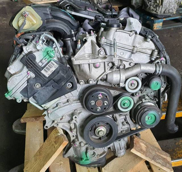 Двигатель в сборе. Lexus RX350, GSU30, GSU35 Lexus RX330, GSU30, GSU35 Lexus ES350, GSV40 Lexus RX300, GSU35 Toyota: Sienna, Mark X Zio, Aurion, Mark...