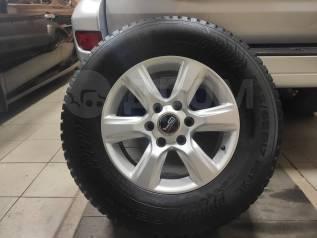 Комплект колёс (диски +резина) Nokian hakkapelitta 265/65 R17