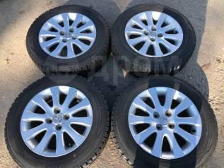 Литые диски Mazda R15 только из Японии