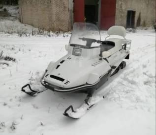 Снегоход Yamaha Viking 540, 2012