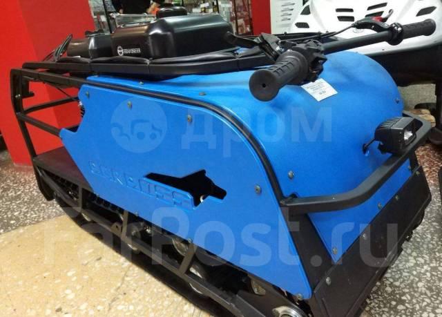 Baltmotors Barboss Compact. исправен, без псм, без пробега