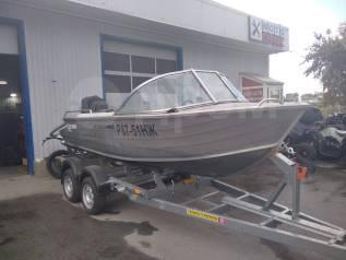 Лодка моторная Quintrex 455 Coast Runner