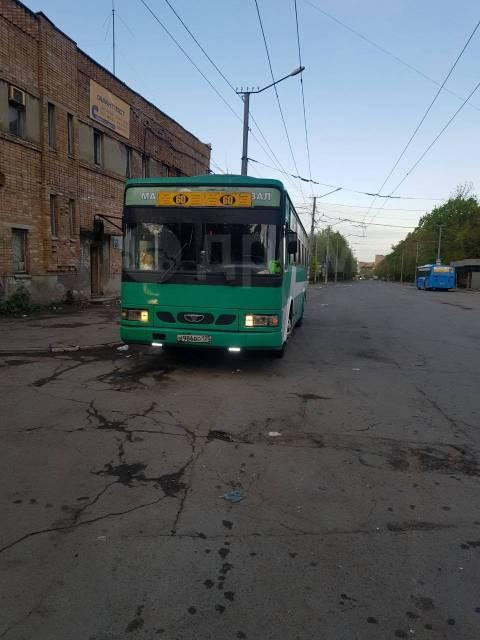 Daewoo BS106. Автобус Daewoo bs-106, 35 мест