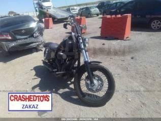 Harley-Davidson Dyna Street Bob FXDB, 2015