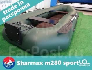 Лодка ПВХ Sharmax M300 Sport пайолы