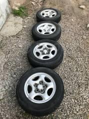 Продам комплект колёс 185/70R14 5х100