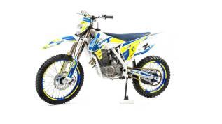 Мотоцикл Кросс TT250 (172FMM)