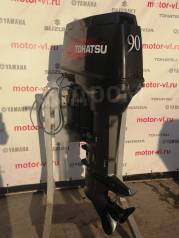 Лодочный мотор Tohatsu 90