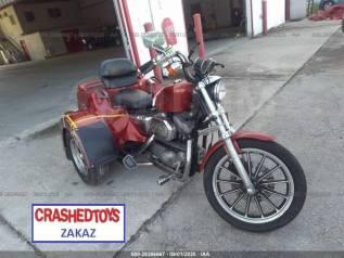 Harley-Davidson Sportster Forty-Eight XL1200X, 1999