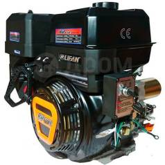 Двигатель Lifan (Лифан) KP460E (20 л. с. ) электростартер+катушка 18А