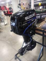 Suzuki DT30S JET с водомётной насадкой