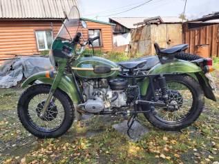 Урал ИМЗ 8.103, 1987