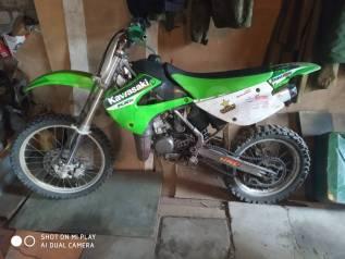 Kawasaki KX, 2007