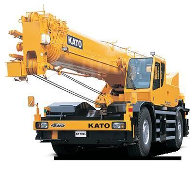 Kato SR-700LS. KATO SR-700LS, 11 945куб. см., 45,50м. Под заказ