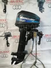 Лодочный мотор Mercury 10(лот 33)