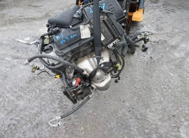 Двигатель в сборе. Nissan March, AK12 CR12DE