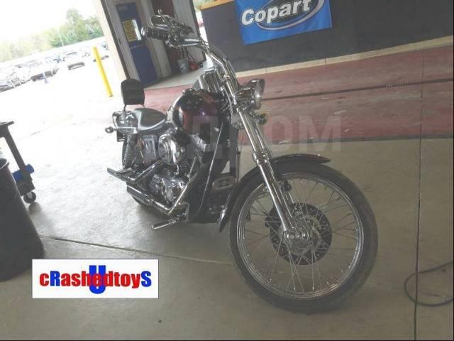 Harley-Davidson Dyna Wide Glide FXDWG. 1 450куб. см., исправен, птс, без пробега. Под заказ