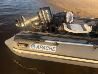 Надувная Лодка Апачи 3300