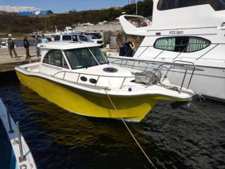 Yamaha FR32EX YFR32 2010г супер катер для рыбалки от Цитадель-марин