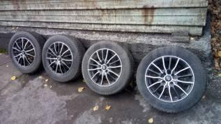 Продам колёса на зимней резине