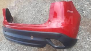 Бампер задний Mazda CX-5 Мазда CX5 2012-2017