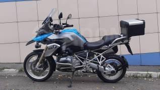 BMW R 1200 GS, 2014