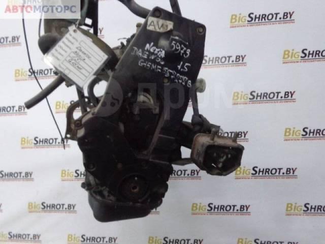 Двигатель в сборе. Daewoo Nexia, KLETN A15MF, A15SMS, F16D3, G15MF. Под заказ