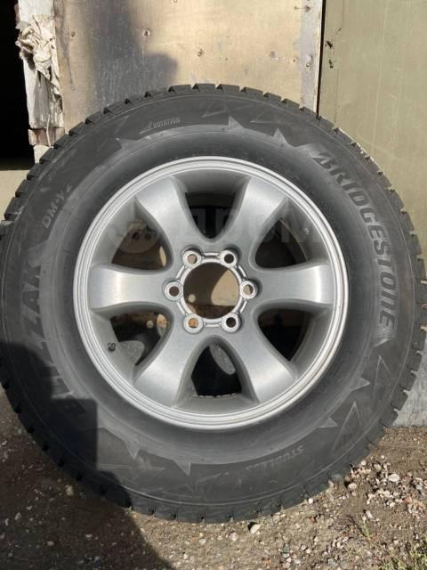"""Колёса Bridgestone blizzak DM V2. x17"""""""