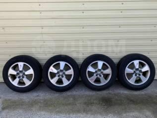 Комплект колёс из Японии. R15, 5*100