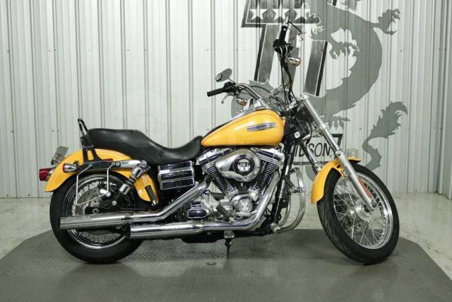 Harley-Davidson Dyna Super Glide Custom FXDC. 1 584куб. см., исправен, птс, без пробега. Под заказ