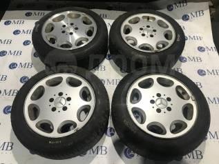 Комплект колес на зимней резине 205/55R16 w210 из Японии