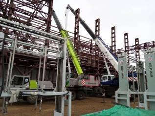 Услуги автокрана г/п 25 тонн и 55 тонн