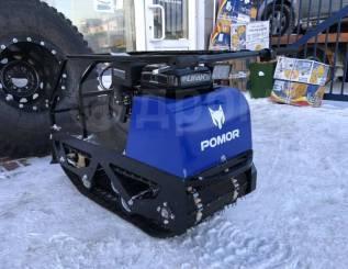 Мотобуксировщик(мотособака) Pomor 380 1250 S6.5, 2020
